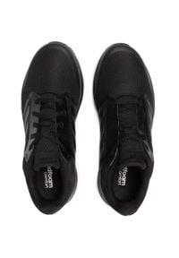 Adidas - Buty adidas - Galaxy 5 FY6718 Cblack/Cblack/Cblack. Zapięcie: sznurówki. Kolor: czarny. Materiał: materiał. Szerokość cholewki: normalna. Sport: bieganie