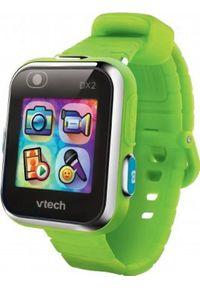 VTECH - Smartwatch Vtech Kidizoom DX2 Zielony (80-193884). Rodzaj zegarka: smartwatch. Kolor: zielony