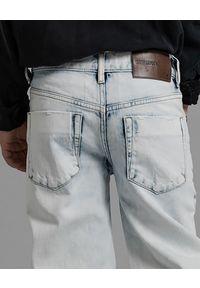 ONETEASPOON KIDS - Jeansy Classic Bandits 5-14 lat. Okazja: na uczelnię. Stan: obniżony. Kolor: biały. Materiał: jeans. Sezon: lato. Styl: sportowy, klasyczny