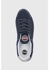Colmar - Buty. Nosek buta: okrągły. Zapięcie: sznurówki. Kolor: niebieski. Materiał: guma, syntetyk, materiał, skóra ekologiczna, zamsz. Szerokość cholewki: normalna #4