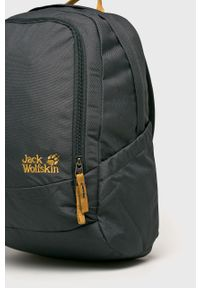 Szary plecak Jack Wolfskin