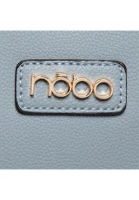 Niebieska torebka klasyczna Nobo