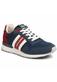 Jack & Jones - Jack&Jones Sneakersy JFWSTELLAR 12169463 Granatowy. Kolor: niebieski