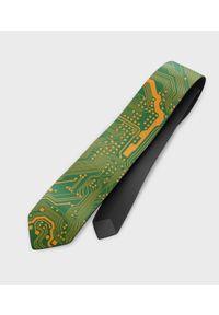 MegaKoszulki - Krawat Computer lab. Materiał: poliester, materiał. Wzór: nadruk. Styl: wakacyjny