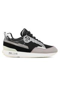 Czarne sneakersy North Sails