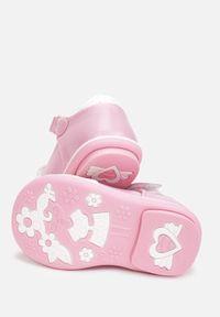 Born2be - Różowe Balerinki Calyphanea. Kolor: różowy