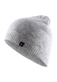 Szara czapka zimowa outhorn melanż