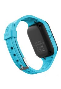 Niebieski zegarek TCL smartwatch