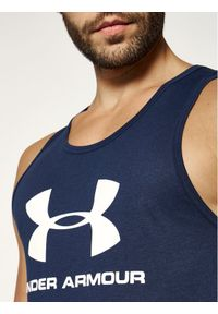 Niebieski tank top Under Armour