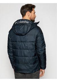 columbia - Columbia Kurtka puchowa Lodge Pullover 1864422 Czarny Regular Fit. Kolor: czarny. Materiał: puch