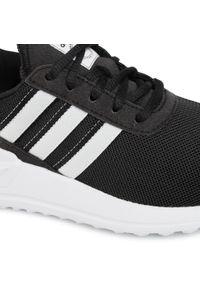 Adidas - Buty adidas - La Trainer Lite C FW5842 Cblack/Ftwwht/Cblack. Zapięcie: sznurówki. Kolor: czarny. Materiał: materiał. Szerokość cholewki: normalna