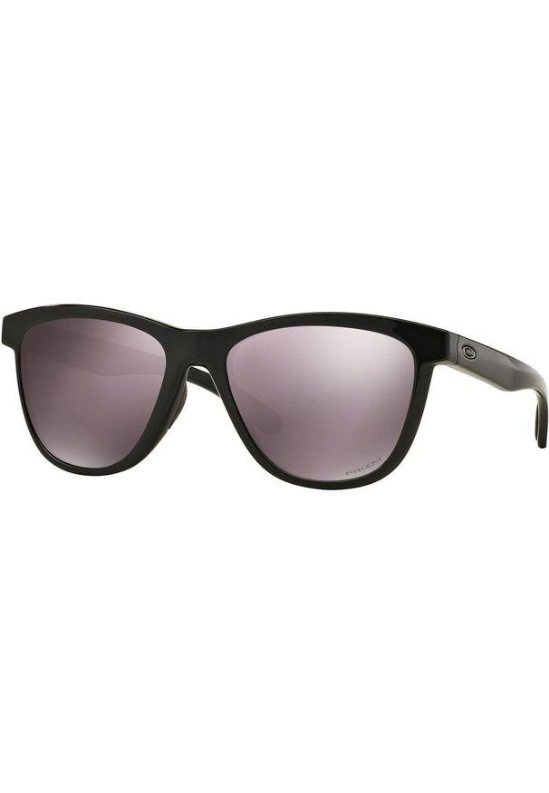 Czarne okulary przeciwsłoneczne Oakley