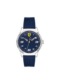 Niebieski zegarek Scuderia Ferrari