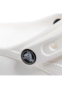 Crocs Klapki Classic Platform Clog W 206750 Biały. Kolor: biały. Obcas: na platformie