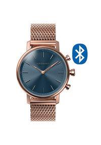 Kronaby Połączony wodoodporny zegarek Carat A1000-0668. Styl: retro