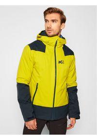Millet Kurtka narciarska Roldal MIV8935 Żółty Regular Fit. Kolor: żółty. Sport: narciarstwo