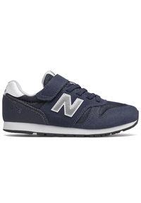 New Balance YV373KN2. Zapięcie: rzepy. Materiał: zamsz, materiał, syntetyk. Sezon: lato. Model: New Balance 373. Sport: turystyka piesza