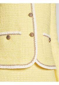 Żółty żakiet Luisa Spagnoli