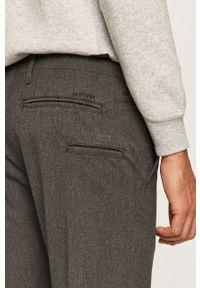 Szare spodnie G-Star RAW