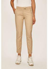 Beżowe spodnie materiałowe Marc O'Polo