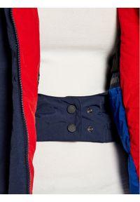 Kurtka sportowa Tommy Jeans snowboardowa, w kolorowe wzory