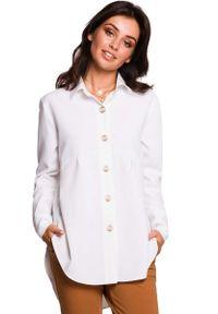 Biała koszula MOE