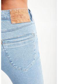 JEANSY HIGH WAIST PREACHERS ONETEASPOON. Stan: podwyższony. Materiał: jeans. Styl: klasyczny #4