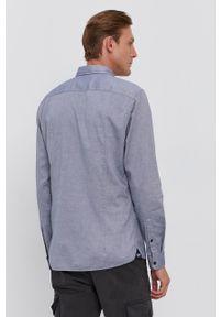 JOOP! - Joop! - Koszula 30011812. Typ kołnierza: button down. Kolor: niebieski