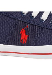 Niebieskie trampki Polo Ralph Lauren