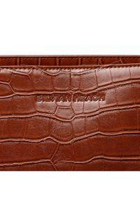 Silvian Heach Torebka Shopper Bag (Cocco) Attytid RCA21013BO Brązowy. Kolor: brązowy