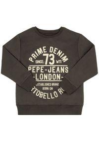 Czarna bluza Pepe Jeans
