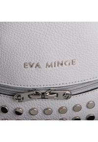 Szary plecak Eva Minge klasyczny