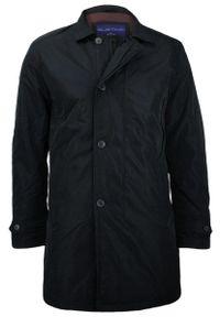 Niebieska kurtka Gustaff na zimę, elegancka