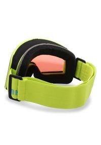 Zielone okulary przeciwsłoneczne Head