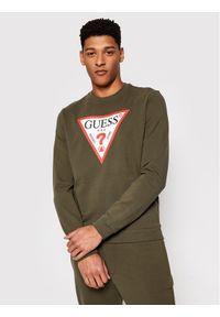 Zielona bluza Guess