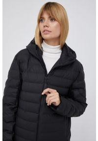 Rains - Kurtka 1528 Trekker Hooded Jacket. Typ kołnierza: kaptur. Kolor: czarny