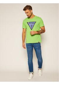 Armani Exchange Jeansy Slim Fit 6HZJ13 Z6QMZ 1500 Niebieski Slim Fit. Kolor: niebieski. Materiał: jeans