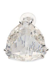 Swarovski Kolczyk Mec Tril 5600752 Srebrny. Materiał: srebrne. Kolor: srebrny