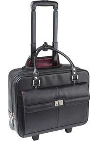 Czarna torba na laptopa Falcon Media