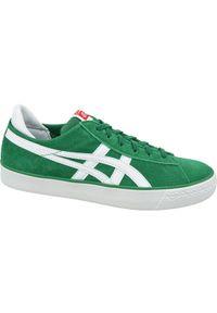 Zielone sneakersy Onitsuka Tiger z cholewką