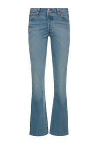 Niebieskie jeansy bootcut Levi's®