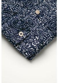 Niebieska koszula JOOP! casualowa, button down, na co dzień
