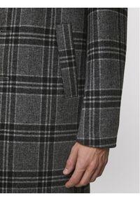 Szary płaszcz przejściowy Jack & Jones #7