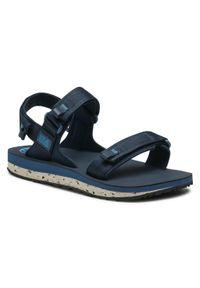 Niebieskie sandały trekkingowe Jack Wolfskin