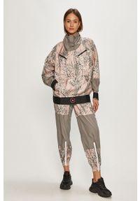 Wielokolorowa kurtka Adidas by Stella McCartney krótka #6