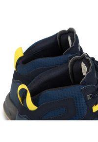 Jack Wolfskin Trekkingi Woodland Texapore Mid M 4039201 Niebieski. Kolor: niebieski. Sport: turystyka piesza