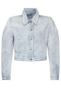 Niebieska kurtka jeansowa IRO
