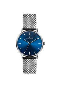 Srebrny zegarek Frederic Graff