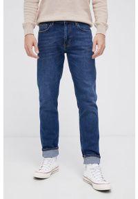 Cross Jeans - Jeansy Greg. Kolor: niebieski