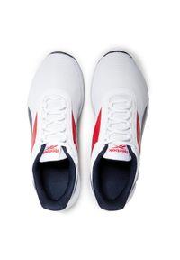 Buty Reebok - Energen Plus H68932 Ftwwht/Vecnav/Vecred. Kolor: biały. Materiał: materiał, skóra. Szerokość cholewki: normalna